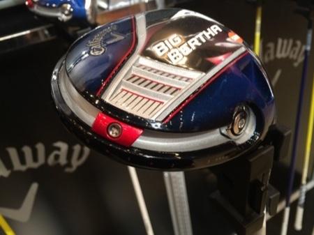 ビッグバーサ ドライバー 2014年モデル