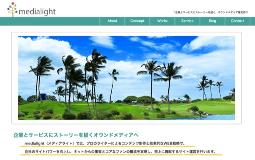 medialight   メディアライト